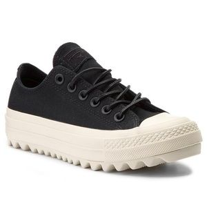 Converse CT All Star Lift Ripple Ox Sneakers